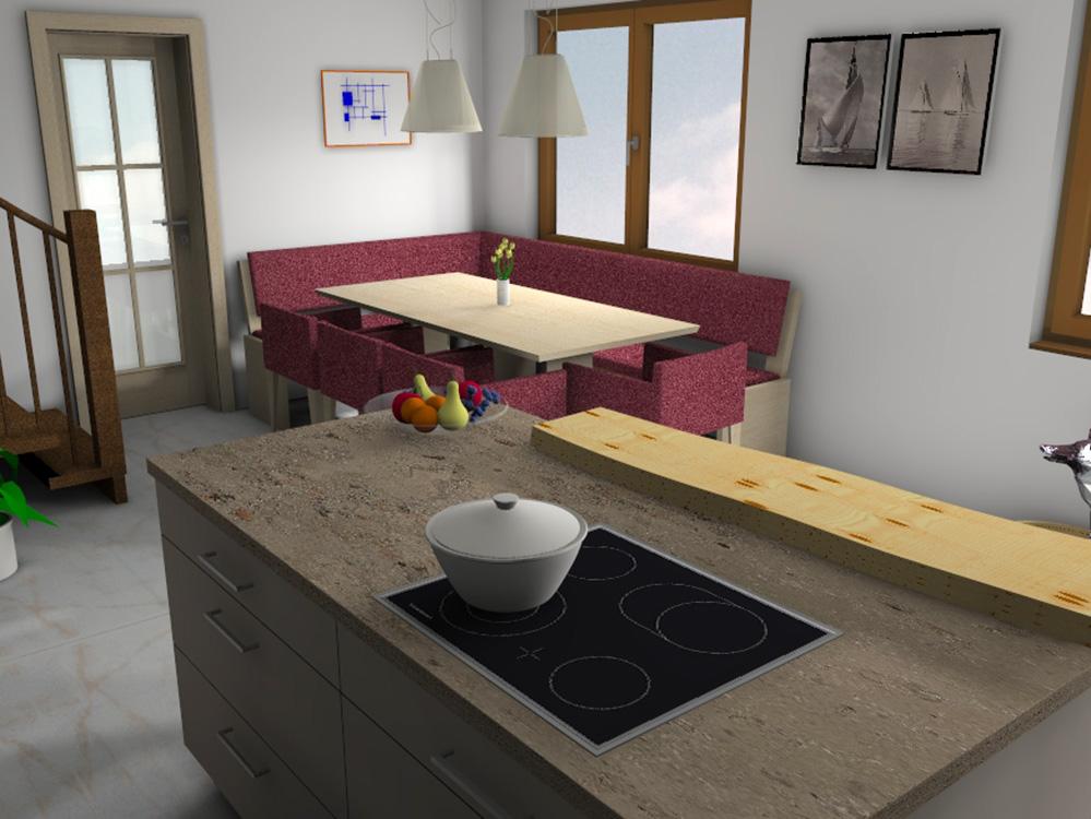 Kücheneinrichtung Hauser Johann Bau Und Möbeltischlerei